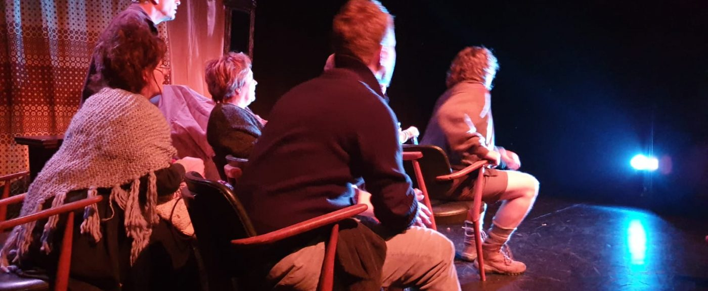Klein theater Doetinchem speelde: De Manke