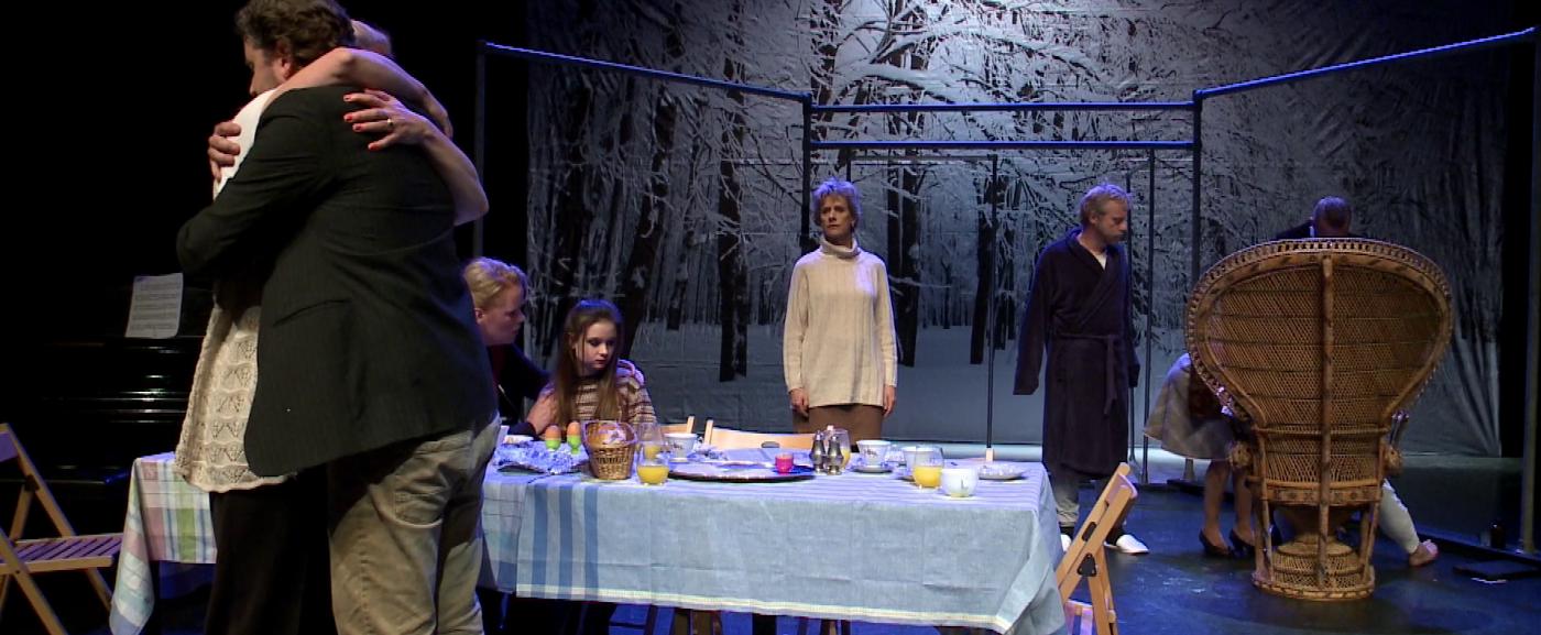 Klein theater Doetinchem speelde: Een Sneeuw