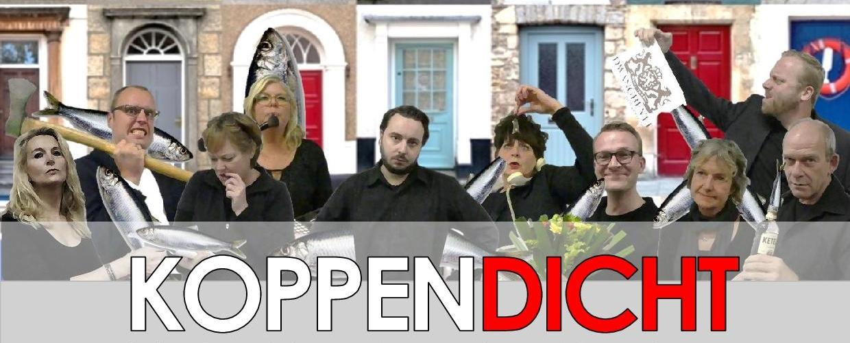 Klein theater Doetinchem speelt: KOPPEN DICHT!